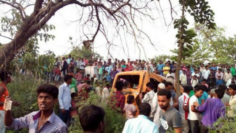 Details About School Bus Accident in India: 13 Children Have Died and Injured Are... 1