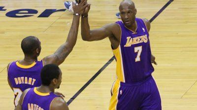 Lamar Odom, Basketball, Lakers, Comeback, Overseas, Italy