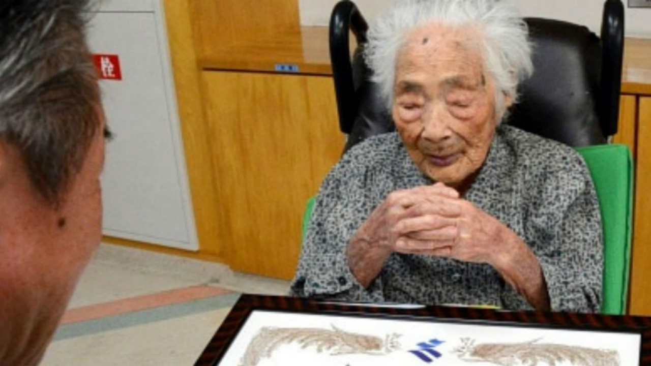 Nabi Tajima, Oldest Woman Died, Death,, Old