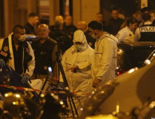 Latest News About Attacks in Paris: Azimov Was Born in Chechnya