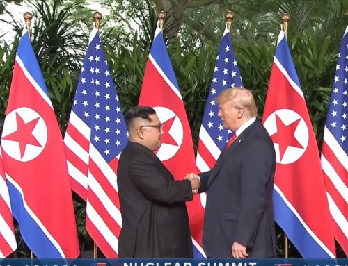 "President Donald Trump Said: ""I do trust him"" After Meeting with North Korean Leader Kim Jong Un"