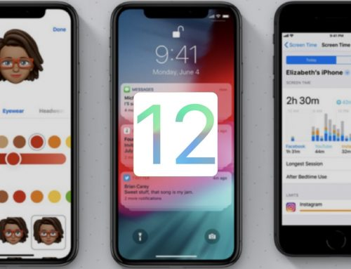 Lot of New Features: Apple Introduced the New iOS 12 at WWDC 2018