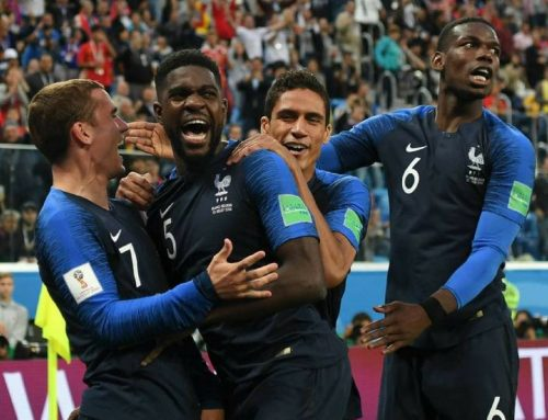 2018 World Cup Final Score: France Beats Croatia, but Croatia Didn't Gave Up