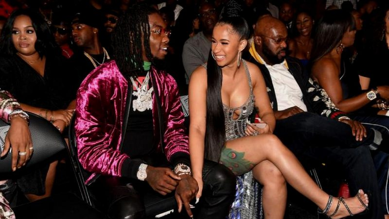 On July 11th, Cardi B gave birth to her first child, named Kulture Kiari Cephus, with husband Offset