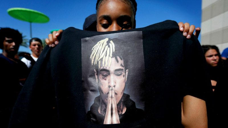 XXXTentacion got his huge mausoleum at burial site