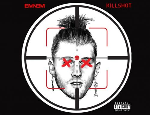 "Machine Gun Kelly Responds to Eminem's Diss Track ""Killshot"" With a Post on Instagram"