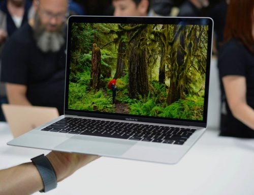 Apple Introduced the New Ultra-Thin MacBook Air 2018 | Here is what's new