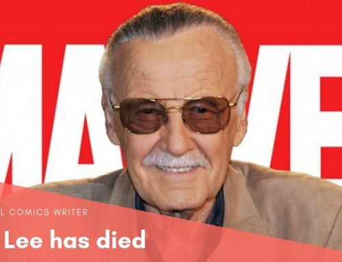 Legendary Writer and Publisher of Marvel Comics, Stan Lee has died