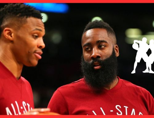 The strong old duo is back: Russell Westbrook and James Harden