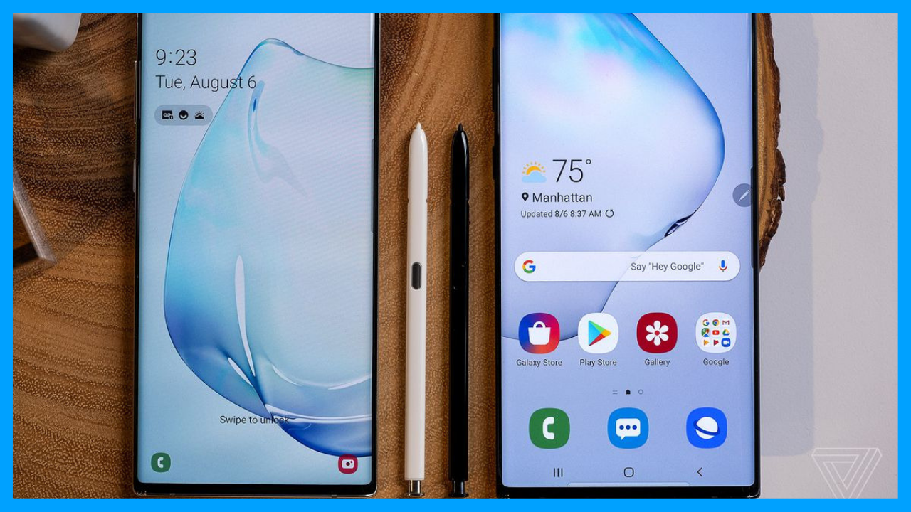 Samsung Galaxy Note 10 and Samsung Galaxy Note 10+ specifications and no headphone jack