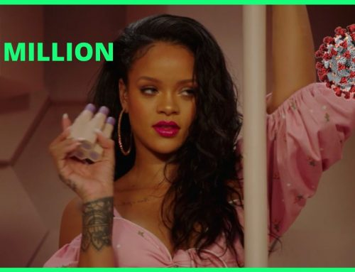 Rihanna Has Donated 5 Million Dollars to Fight COVID-19