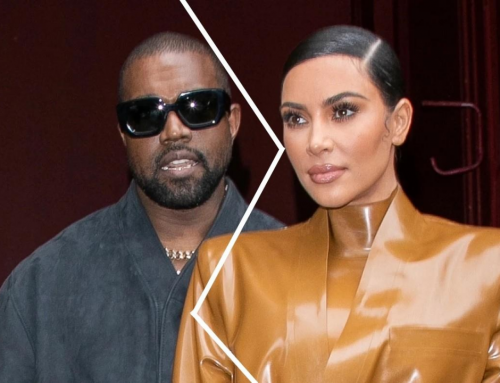 What an end! – Kim Kardashian and Kanye West before divorce, after the public scandal