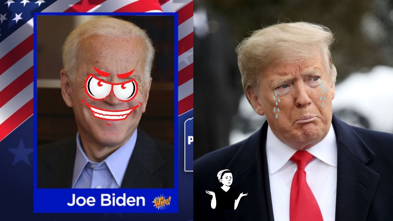 See why Joe Biden is not the legal winner at the 2020 US Presidential Elections - Explanation