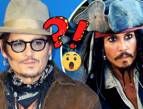 "Shocking News: Johnny Depp FIRED from ""Pirates of the Caribbean"""