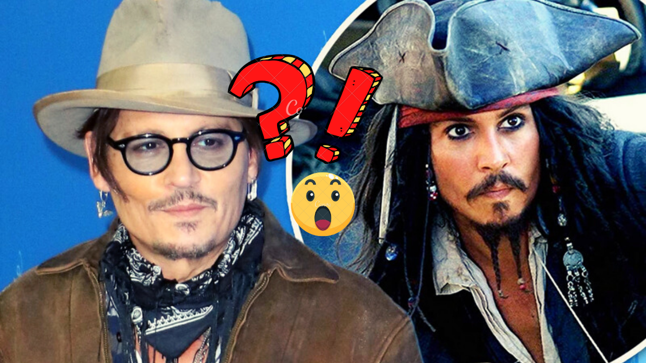 "Johnny Depp FIRED from ""Pirates of the Caribbean"""